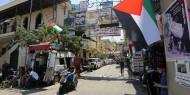 اعتصام ضد سياسة وكالة الأونروا التقليصية