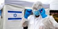 صحة الاحتلال: أكثر من 1500 إصابة جديدة بكورونا