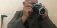الهنداوي.. أقدم مصور فوتوغرافي في قطاع غزة