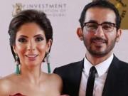 منى زكي تهدد زوجها أحمد حلمي بسكين والأخير يعلق