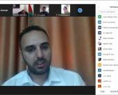 حركة المبادرة تكرم صحفيين بمناسبة ذكرى وفاة حيدر عبد الشافي