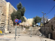 """""""الإسلامية المسيحية"""" تحذر من اعتداءات الاحتلال على المقبرة اليوسفية في القدس"""
