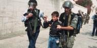 انتهاكات جسيمة ضد أطفال فلسطين عام 2020