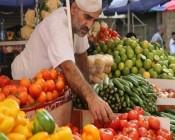 أسعار المنتجات الزراعية في أسواق غزة