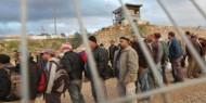 عمال غزة يسجلون لدى الغرفة التجارية للعمل في الداخل المحتل