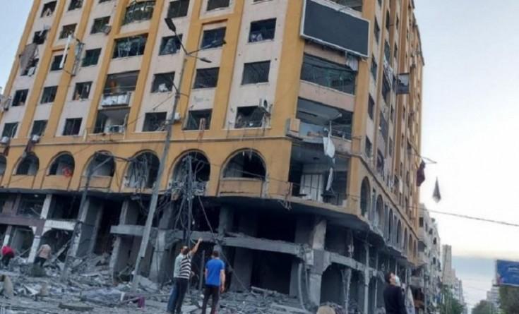 بلدية غزة: خطة مرورية مؤقتة بسبب أعمال إزالة برج الجوهرة