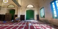 بالصور والفيديو|| آثار اعتداءات قوات الاحتـلال على المصلى القبلي صباح اليوم