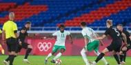 """ألمانيا تهزم السعودية بـ10 لاعبين في مسابقة كرة القدم """"طوكيو 2020"""""""