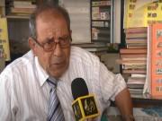 بالفيديو والصور|| عبد المجيد يونس.. صيدلي يحتفظ بثروة من الطوابع البريدية في رفح