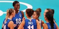 طوكيو 2020.. إيطاليا تهزم تركيا في كرة الطائرة للسيدات