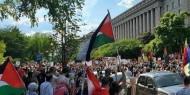 أمريكا: متضامنون مع فلسطين يتعرضون لاعتداءات من أنصار منظمة استيطانية
