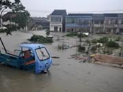 الصين: ارتفاع عدد ضحايا الفيضانات إلى 99 قتيلا