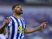 """طارمي يفوز بجائزة """"اليويفا"""" لأفضل هدف في موسم 2020 – 2021"""