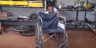 """خاص بالصور والفيديو   """"بصمة خير"""".. مبادرة مجانية لإصلاح وصيانة كراسي ذوي الاحتياجات الخاصة"""