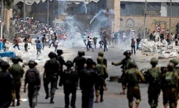شهيد برصاص الاحتلال شمال الخليل