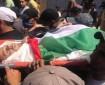 بالصور|| تشييع جثمان الشهيد أحمد صالح شمال القطاع