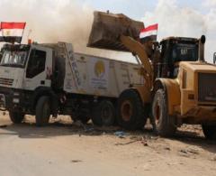 """""""اتحاد المقاولين"""" يطالب مصر بإفساح المجال للشركات المحلية للعمل في مشاريع البنية التحتية والإسكان"""